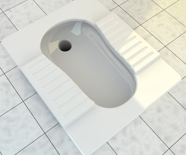 How To Use Iranian Toilet Or Squat Toilet