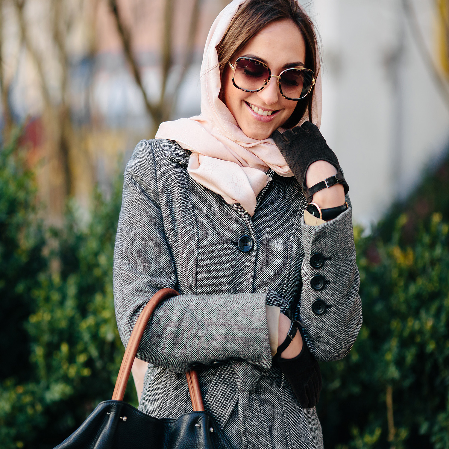 How To Wear Scarf?