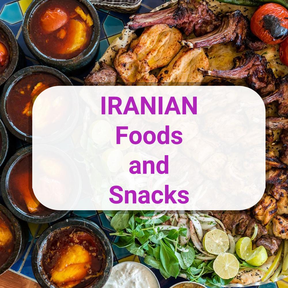 Iranian Foods And Snacks