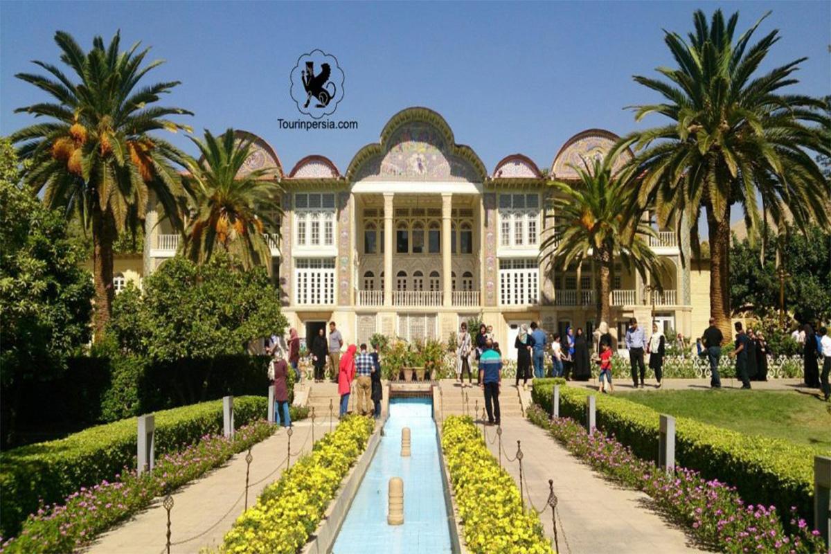 Historic Building Of Eram Garden