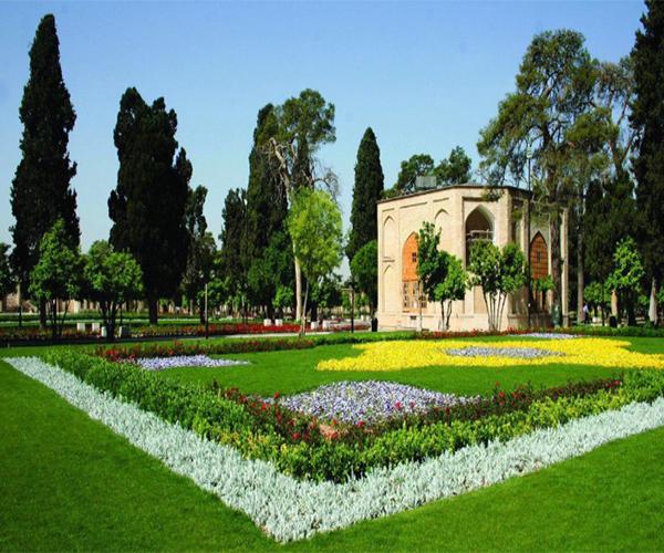 Jahan Nama garden of Shiraz