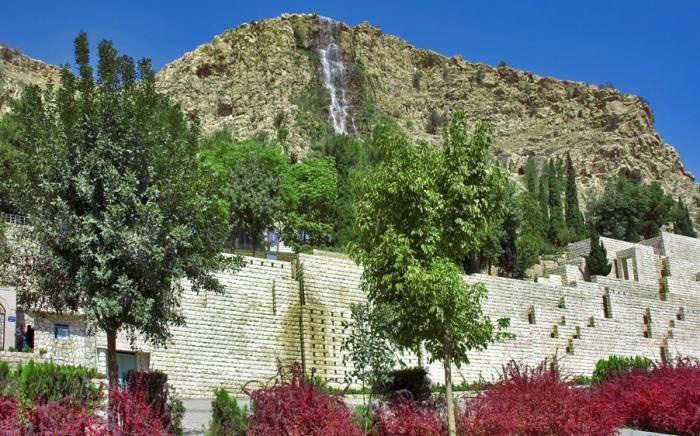 Around The Tomb Of Khwaju Kermani