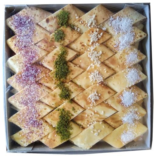 Yookhe Or Kaak Bread