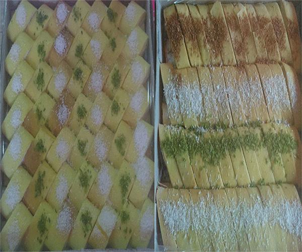 Yookhe Bread