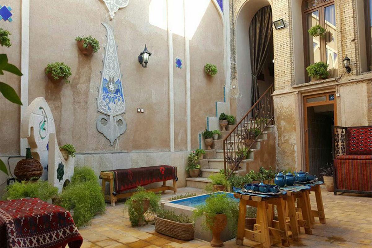 Yard Of Souvashon Eco Lodge
