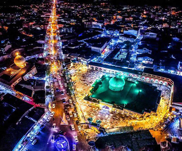 Astaneh Ashrafieh City in Rasht