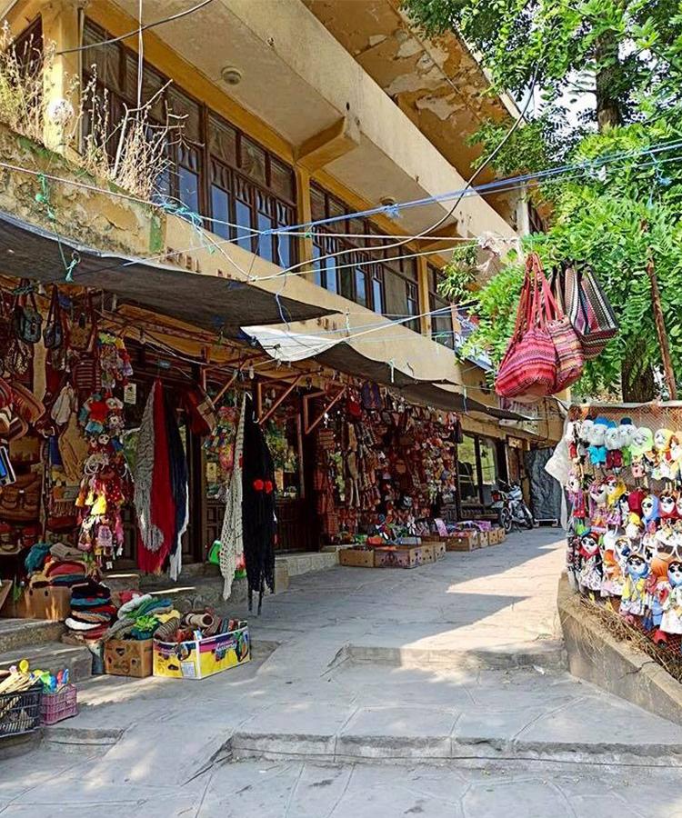 Masouleh Marketplace