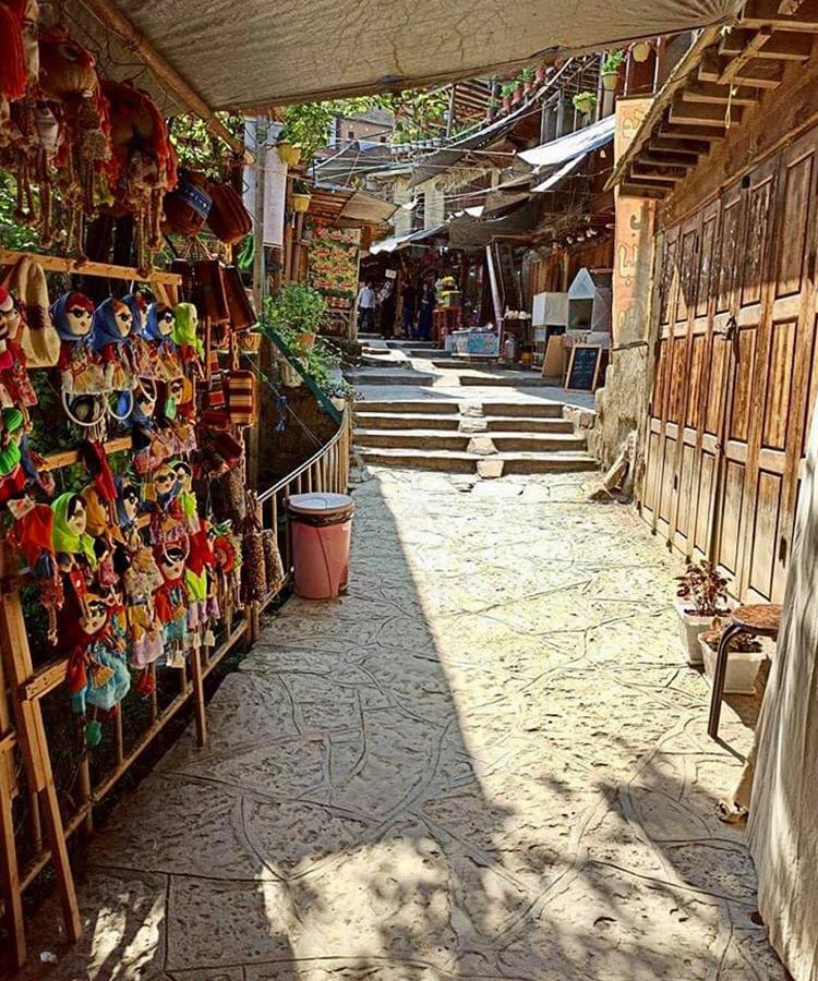 Masouleh Traditional Marketplace