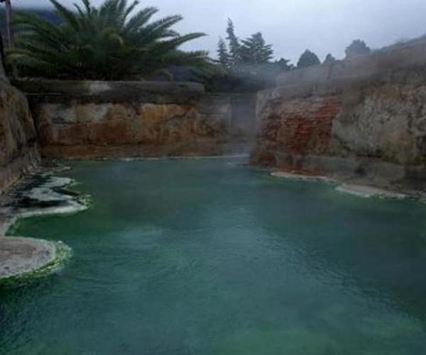 آب گرم معدنی رامسر