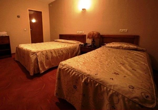 اتاق یک تخته در هتل کوثر