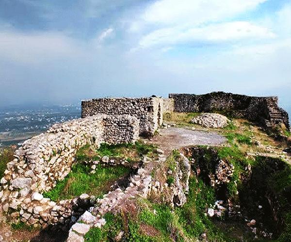 قلعه مارکوه در رامسر
