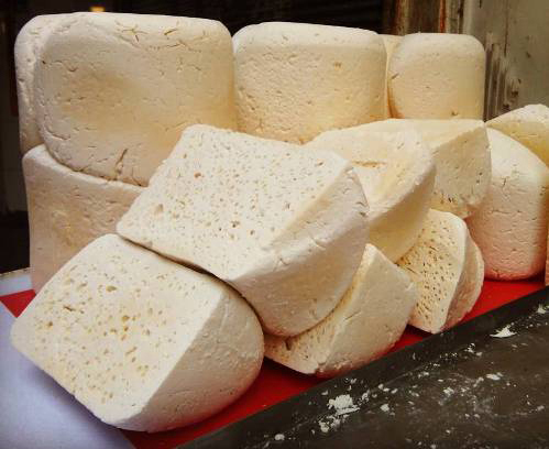 پنیر سیاهمزگی