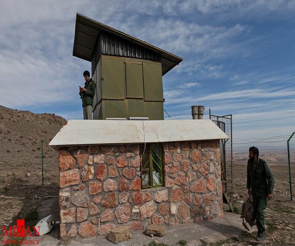پروژه ساختمان سبز محیطبانی پلنگ دره