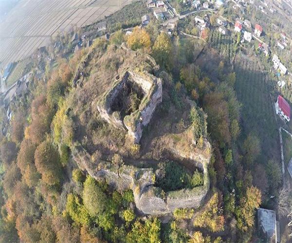 قلعه صلصال در گیلان