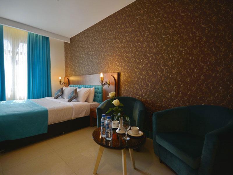اتاق هتل ارگ