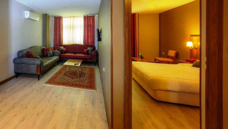 سوییت در هتل آریانا