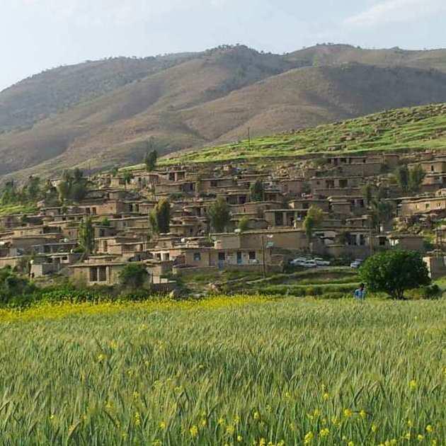 روستای ثریا