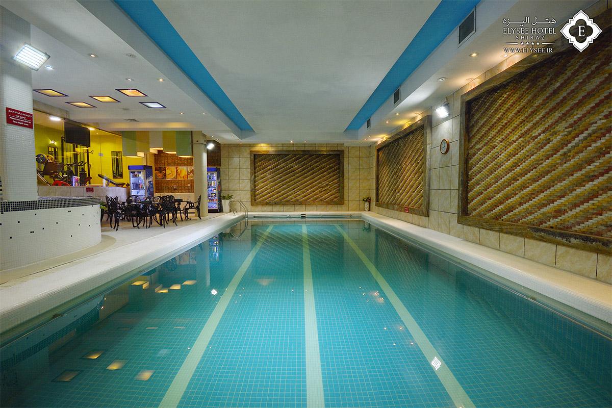 استخر هتل الیزه شیراز