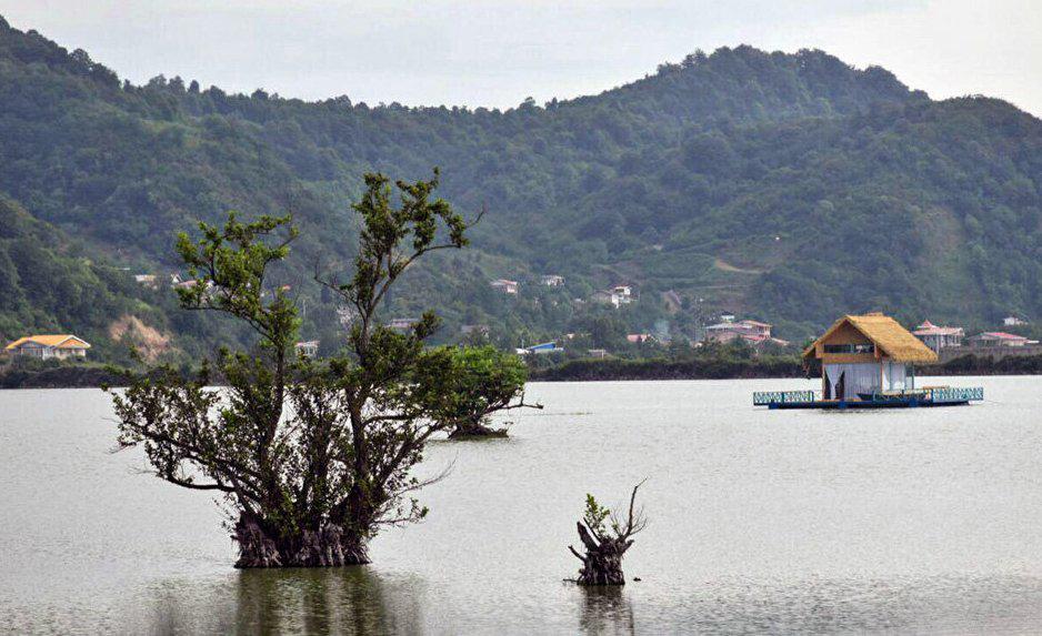 تالاب استیل در آستارا