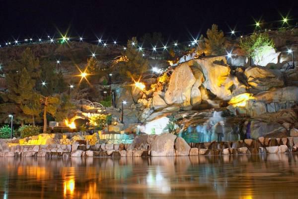 پارک کوهسنگی در مشهد