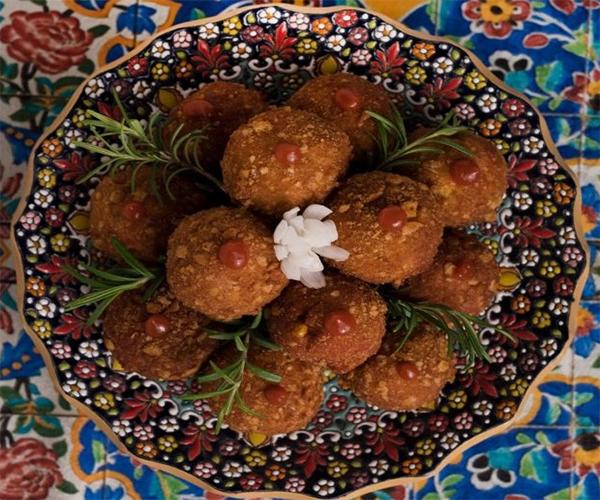 نافله غذای سنتی خوزستان
