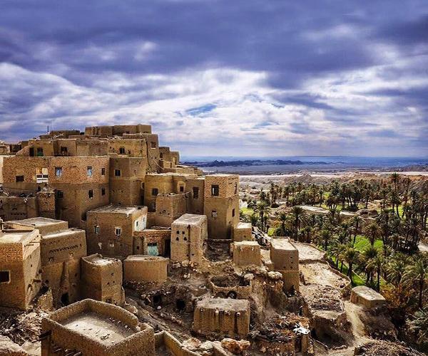 روستای نایبند در خراسان جنوبی