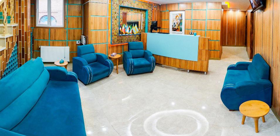 لابی هتل ریتون