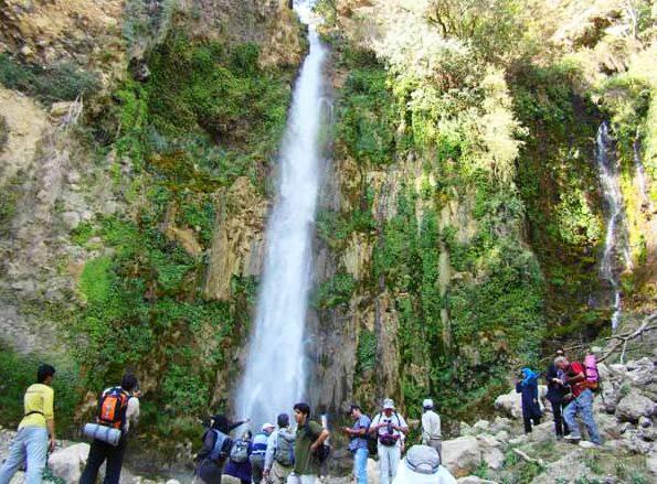 آبشار شیوند کارون