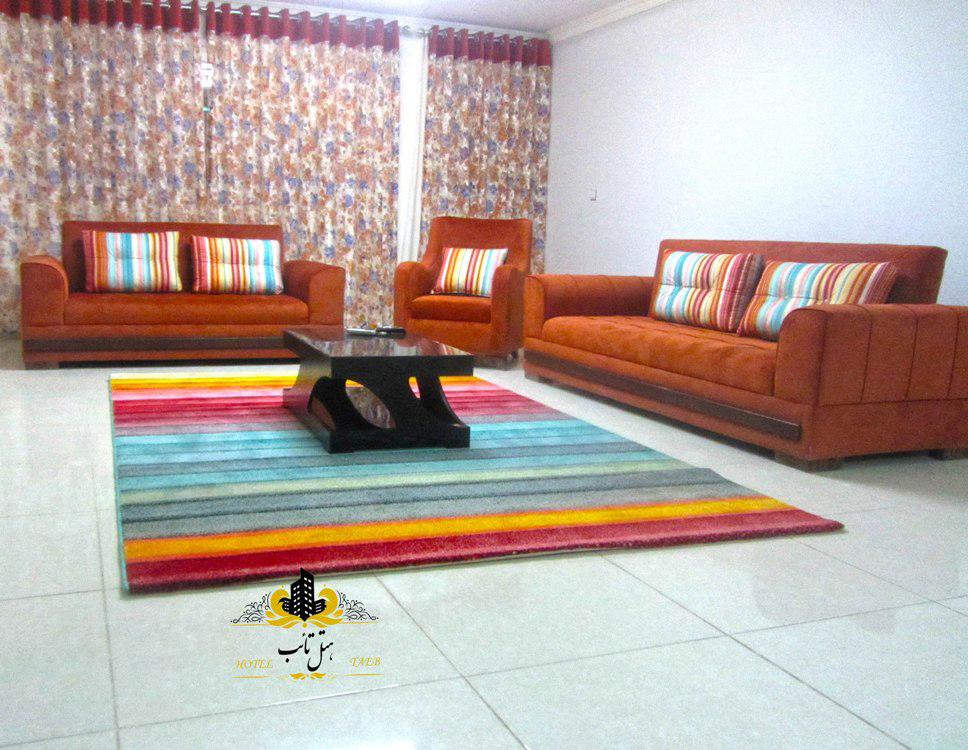 هتل آپارتمان تائب در شیراز