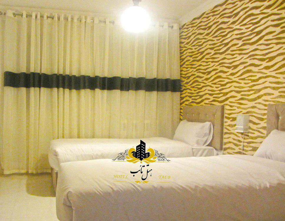 هتل آپارتمان تائب شیراز