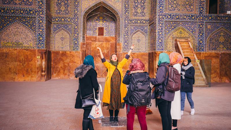 گردشگری مذهبی در ایران