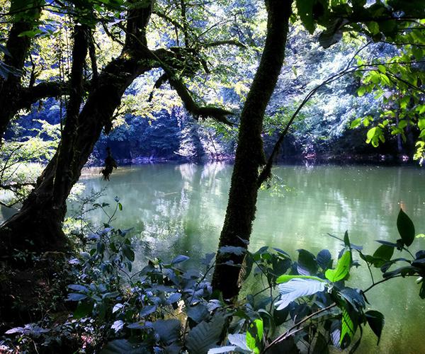 دریاچه فراخین در مازندران
