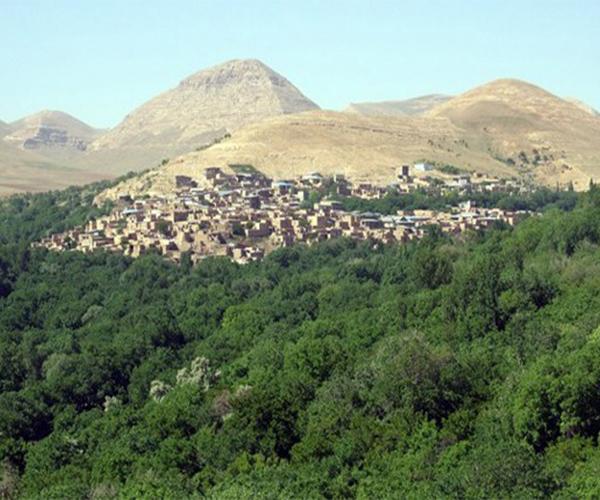 روستای هزاوه در اراک