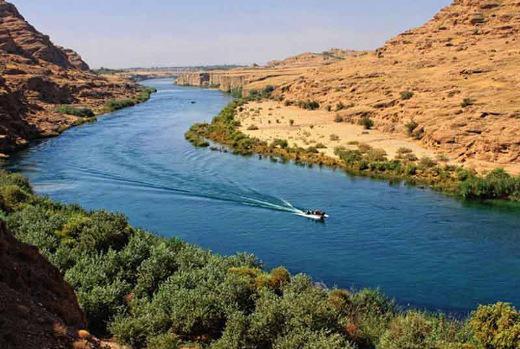 قایق سواری در شهیون