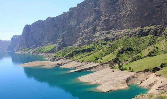 دریاچه شهیون در روستای پامنار دزفول