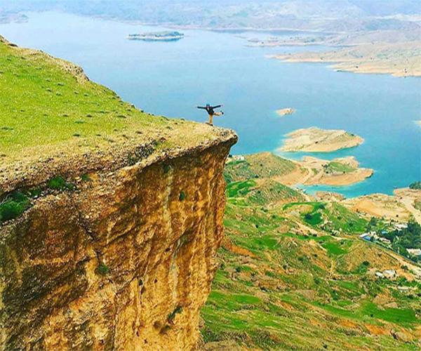 روستای پامنار در خوزستان